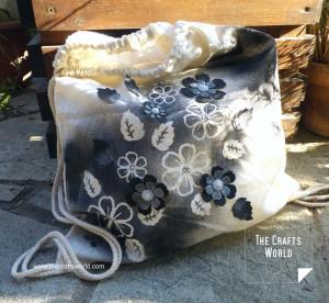 Decorate a bag