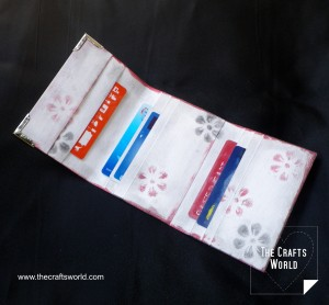 Card Holder inside