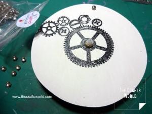 Clock box 6