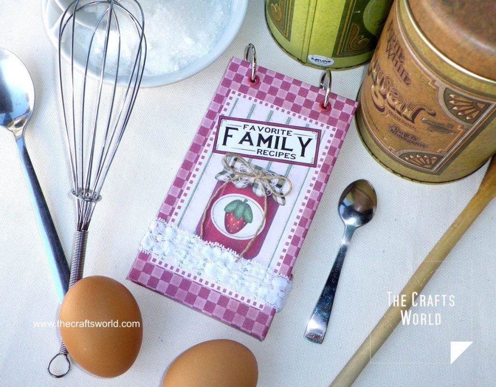 DIY Recipes book