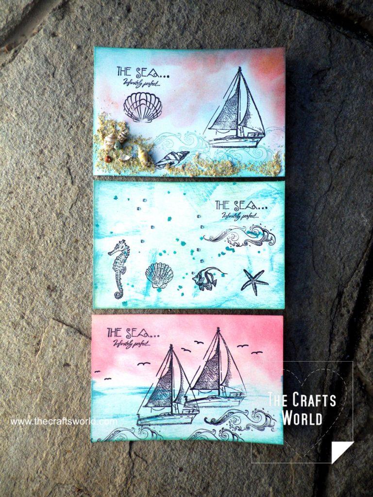 Postcards - Sea