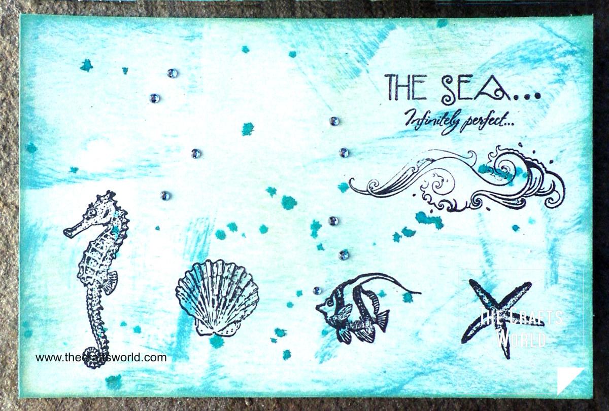 Postcard - Sea 1