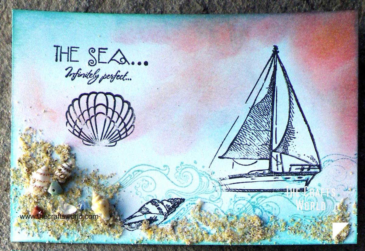 Postcard - Sea 3