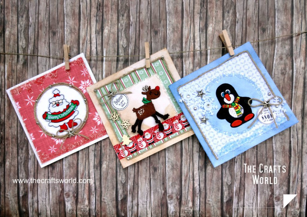 Handmade Christmas Cards