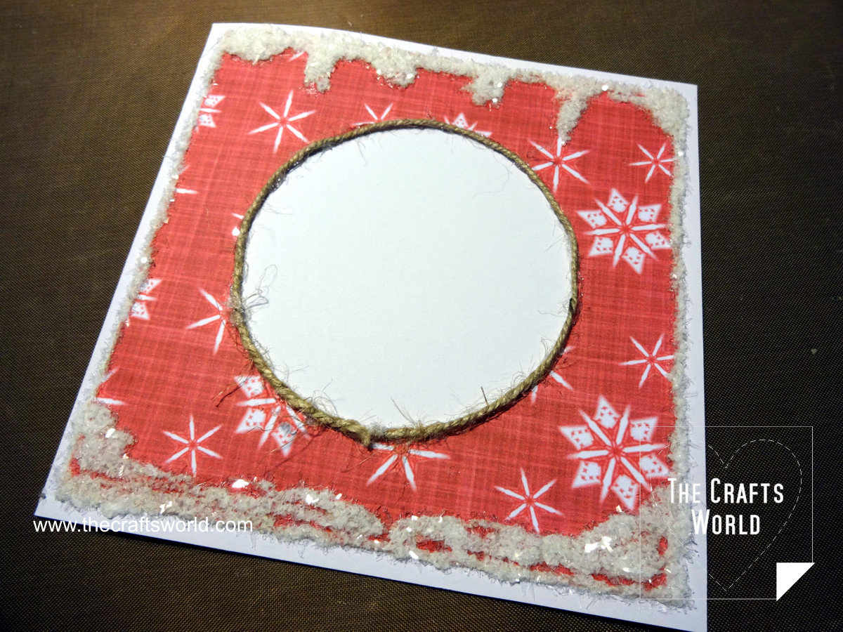Handmade Christmas Cards 7