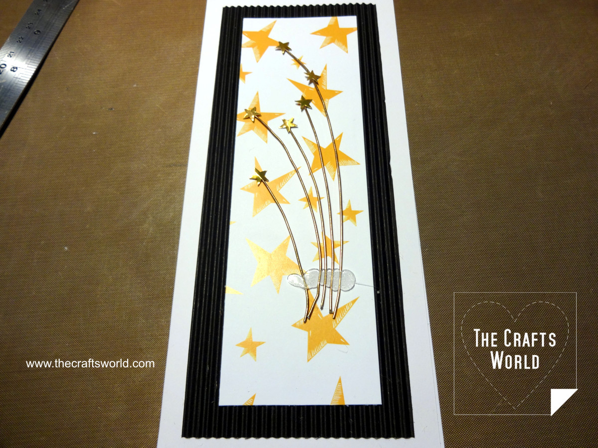 Handmade Christmas cards - skinny 5