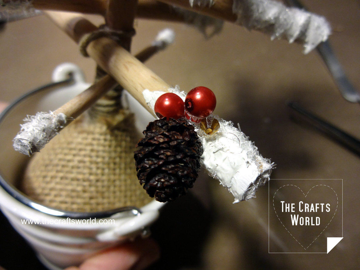 Handmade Christmas tree 11