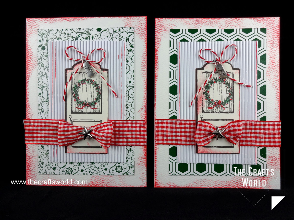 Christmas cards quick and easy 2