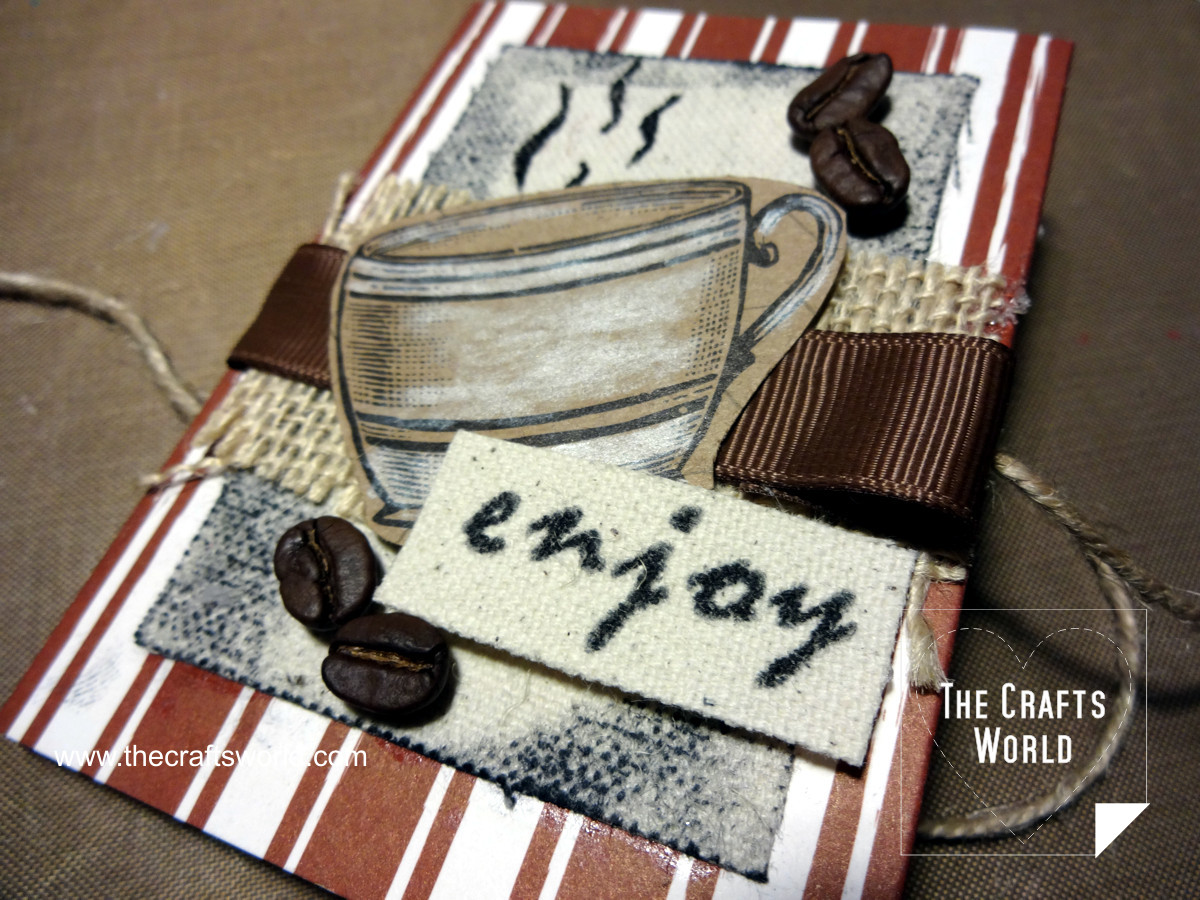 Coffee gift card holders 7