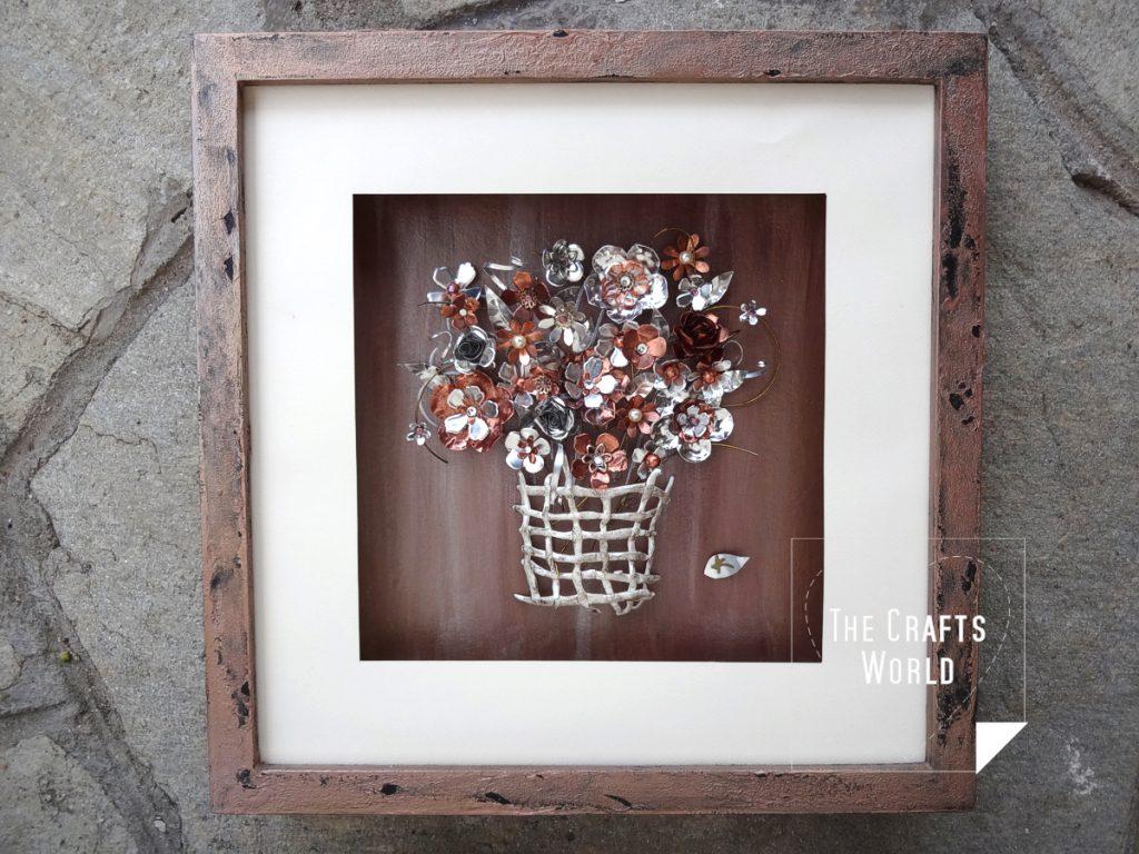Μεταλλικά λουλούδια