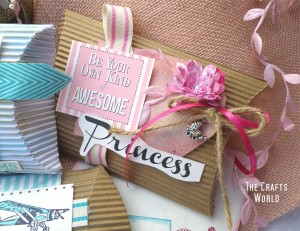 Baby pillow boxes