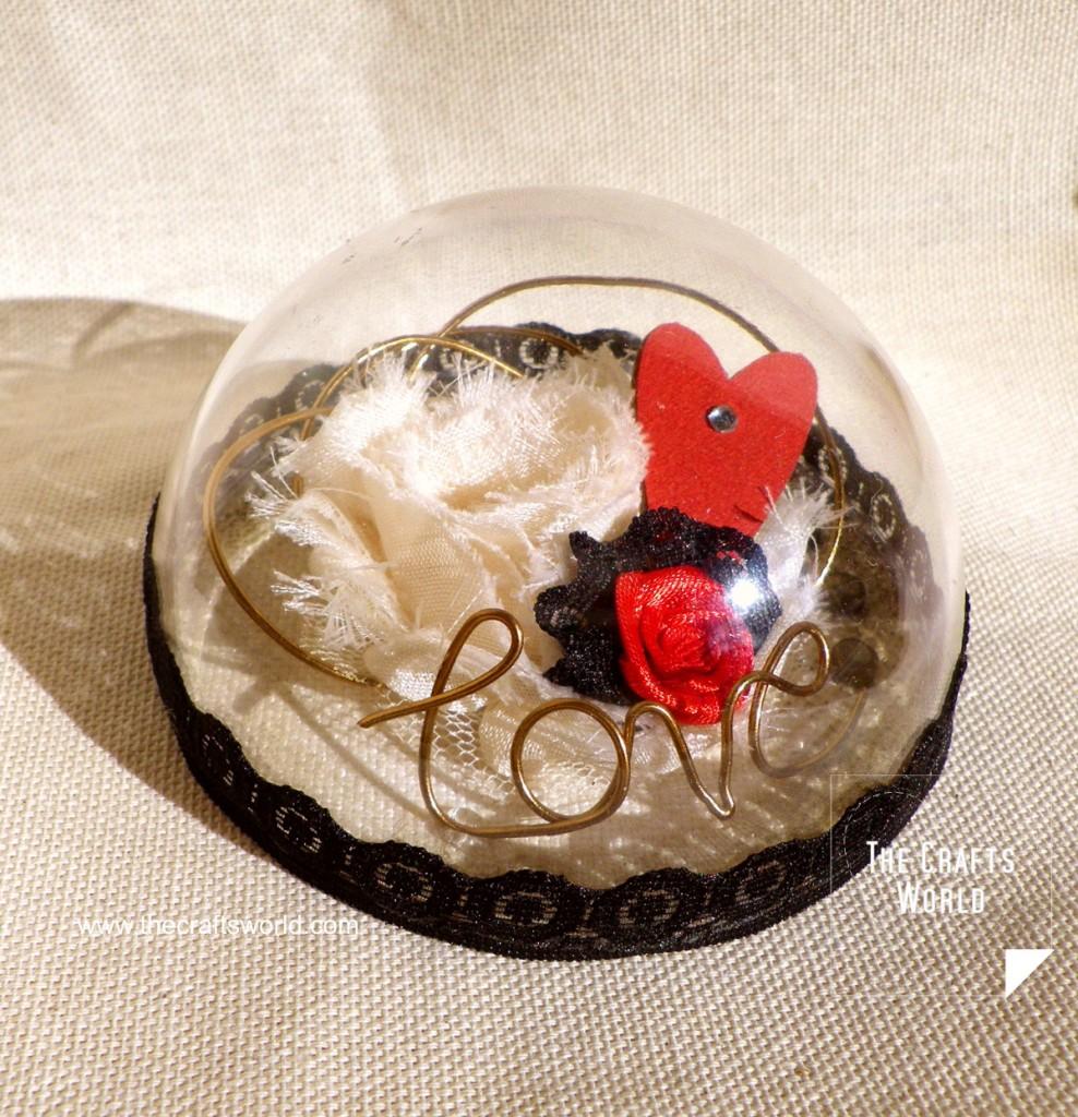 Valentine's domes