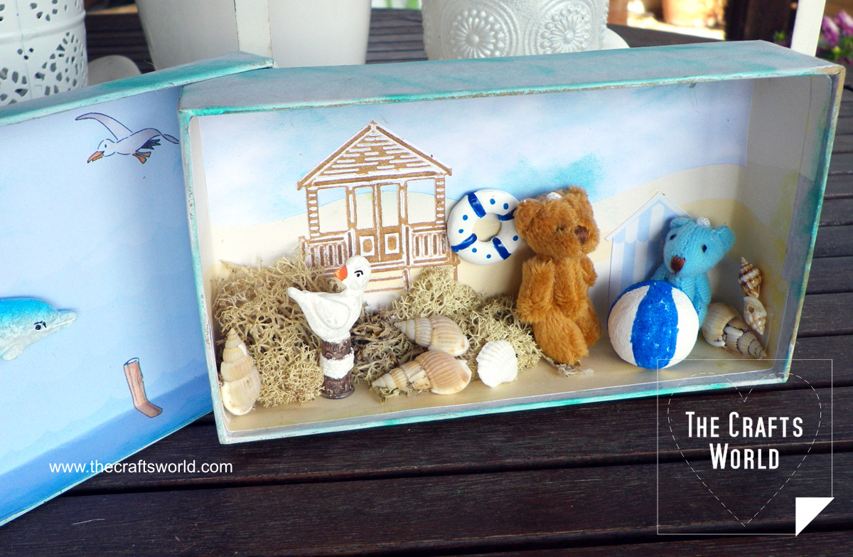 Little bears playset seaside