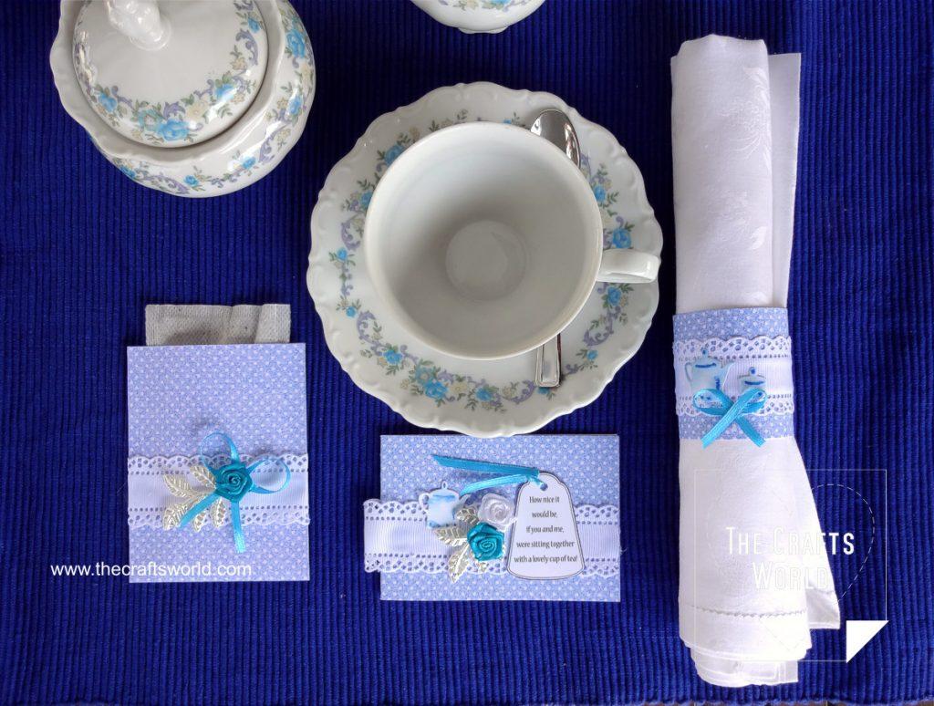 Invitation to afternoon tea