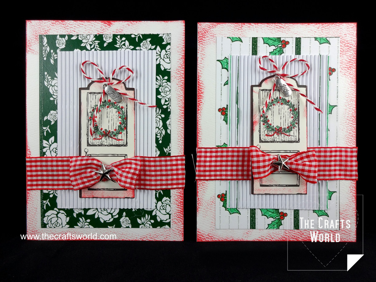 Christmas cards quick and easy