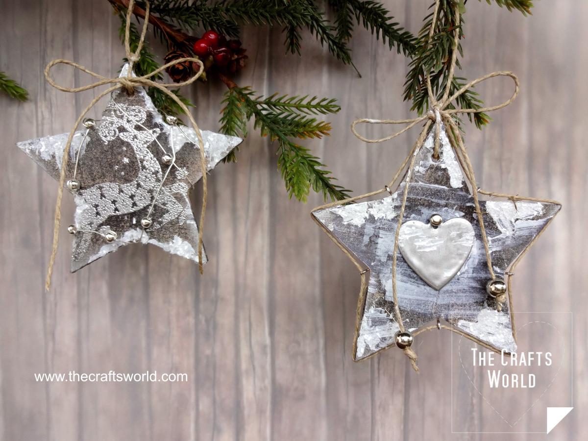 Chirstmas ornaments - Stars