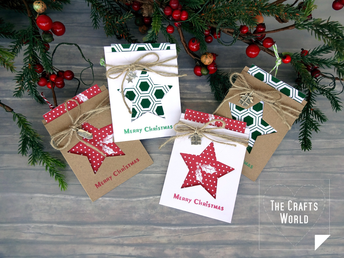 Christmas gift tags – The Crafts World